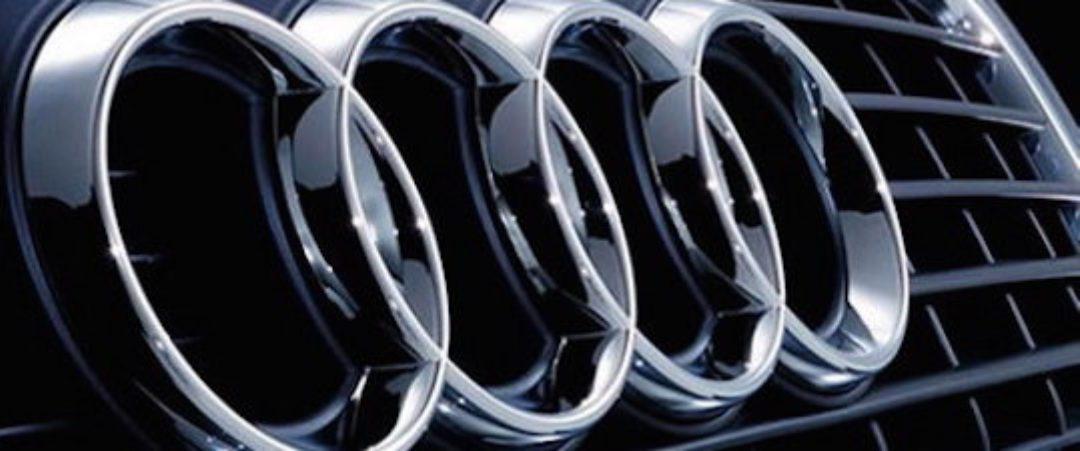 Audi Service Ads and Leaflet