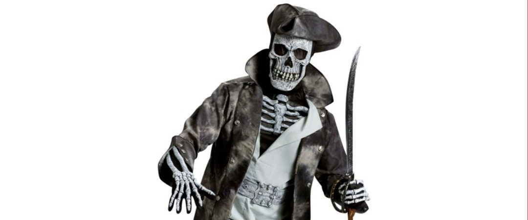 Ghost Pirate Costume SEO Content